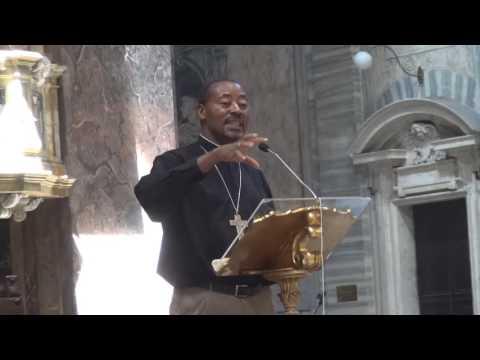 Exhortation de Mgr Léopold Sosthène Bayemi Matjei