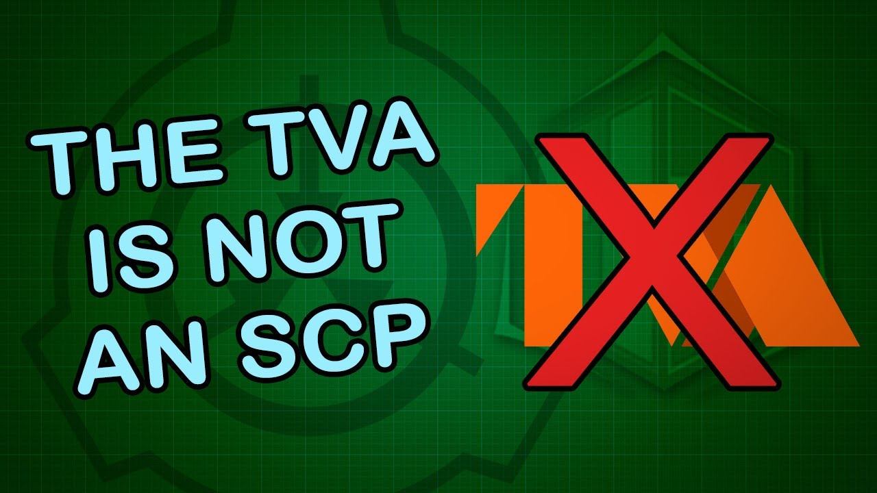 The TVA is NOT an SCP, but if it were... (Marvel's Loki)