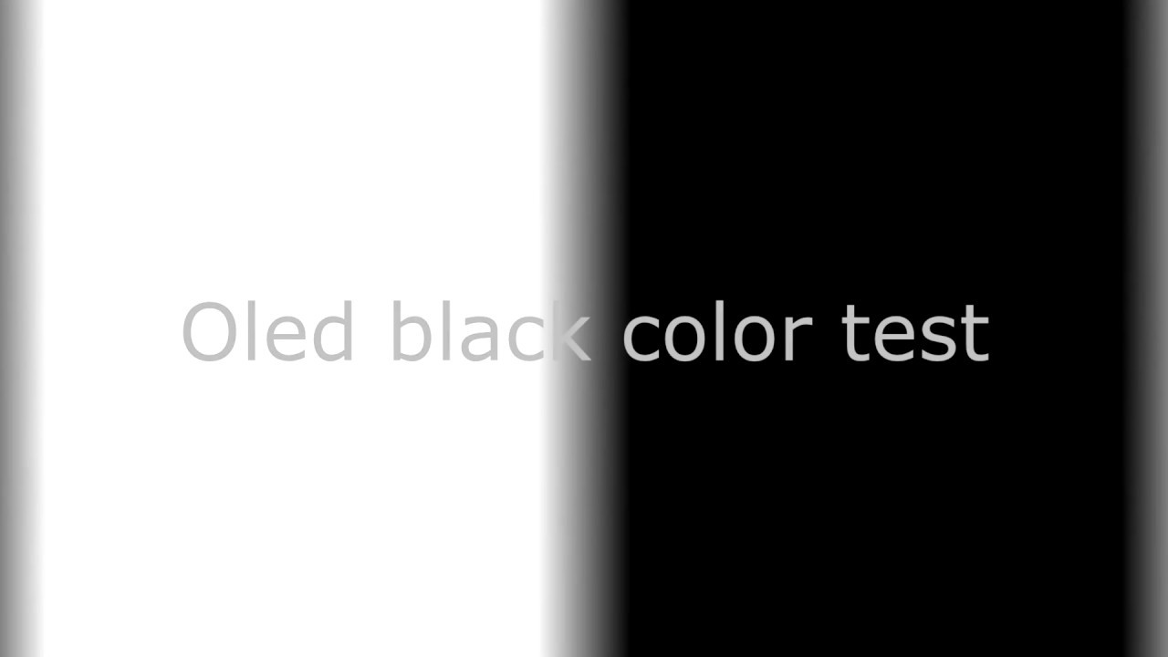 oled screen black color test 4k youtube. Black Bedroom Furniture Sets. Home Design Ideas