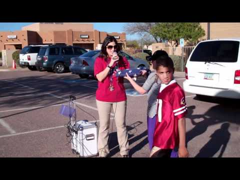 Fountain Hills Charter School Principal For a Day Gala Auction Item