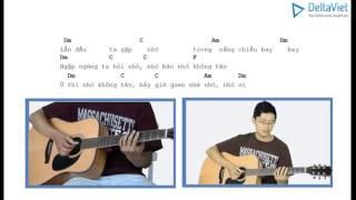 Sách tự học Guitar Đệm Hát (Lê Vũ Acoustic) - Bài 06 - Tiết điệu Boston