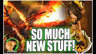 SUMMONERS WAR: New Monsters, Transmogs, and Packs!