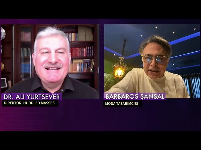 Susturulmuş Türkiye; Barbaros Şansal, ülkenin renkli siması, ile Türkiye'nin son yıllarını konuştuk!