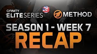 Method - Gfinity Elite Series: Season 1 - Week 7 - Recap - SFV, CS:GO & Rocket League