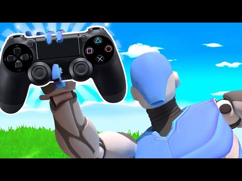 This Controller Player Will Amaze You / 1v1.lol