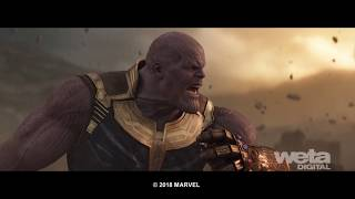 Avengers: Infinity War VFX | Breakdown - Compositing | Weta Digital