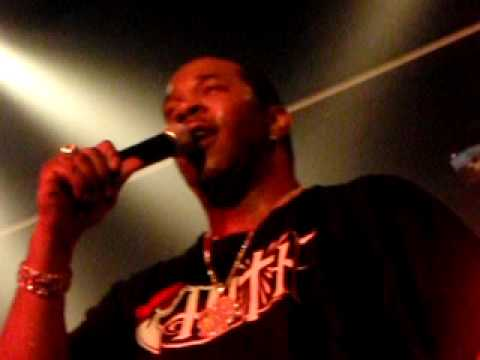 Busta Rhymes - Decision @ Santos Party House, NYC