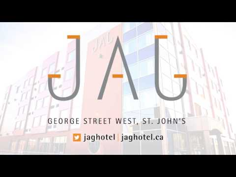 Introducing JAG - St. John's Hottest Boutique Hotel