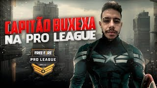 🔴 FREE FIRE 🔴 AO VIVO - RUMO A FINAL DA PRO LEAGUE !!!  - RUMO AOS #360K INSCRITOS