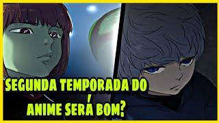 TOWER OF GOD TERÁ SEGUNDA TEMPORADA DO ANIME? O QUE TERÁ NA SEGUNDA TEMPORADA de TOG? feat EiGeek