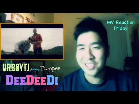 UrboyTJ ft. Twopee - DeeDeeDi (เอาดีดีดิ) (MV Reaction Friday)