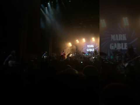 Mark Gable live - Run To Paradise