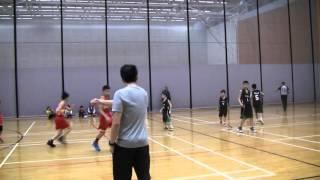 2016 3 17 小學男子決賽 漢華 vs 玫瑰崗 1