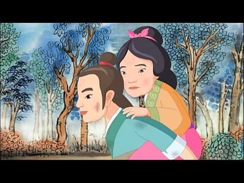 Giang Cách Cõng Mẹ Chạy Loạn (Phim Hoạt Hình)