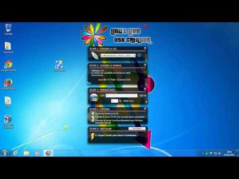 Initiation Linux - Partie 2 - Live CD / Live USB