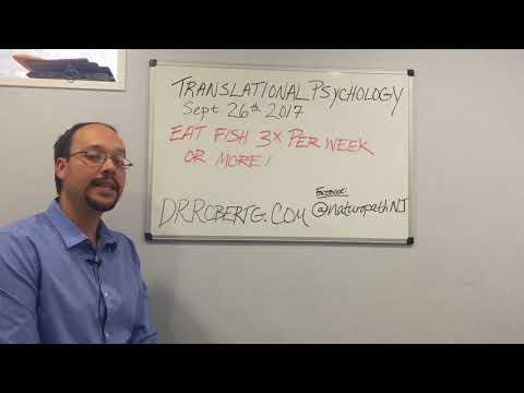 Omega-3s & Depression | Holistic Doctor NJ | Naturopathic Treatment Depression