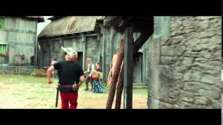 Astérix et Obélix : au service de sa Majesté (2012) Interview héros