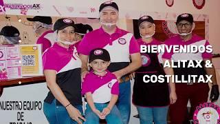 BIENVENIDOS ALITAX & COSTILLITAX