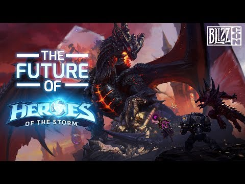 BlizzCon Dev Interview About The Future Of Heroes Of The Storm