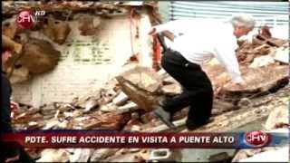 La caida de Sebastian Piñera