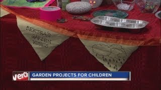 Summer Garden Projects For Children From Designscapes Colorado