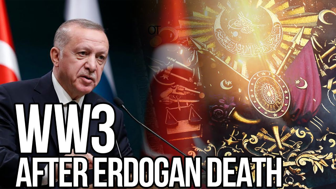WORLD WAR 3 and Dustruction of Turkey | Erdogan Dream to Restore Ottoman Empire, Khilafat e Usmania