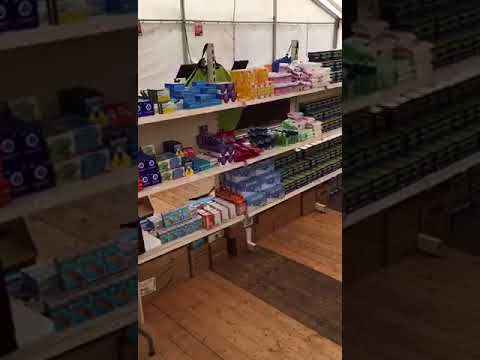 Festival Shopping Group Supermarket Leeds 2017