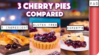3-cherry-pie-recipes-at-3-difficulties-perfect-for-thanksgiving