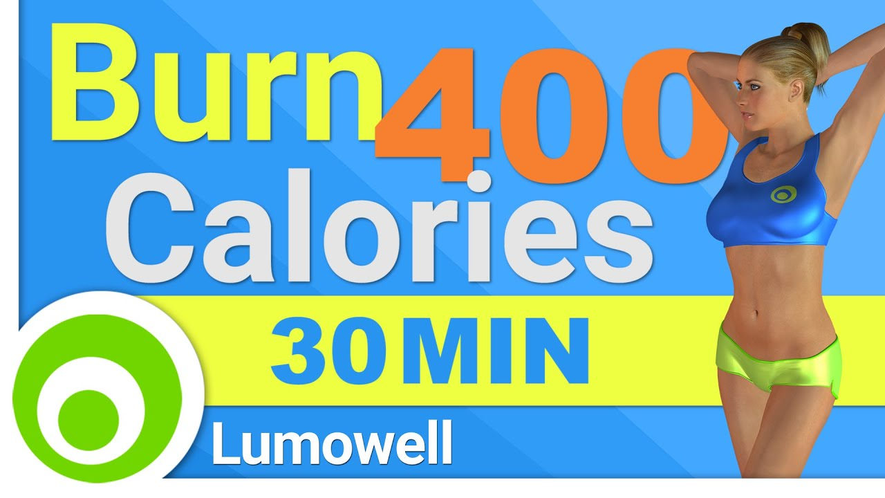 Burn 400 Calories in 30 Minutes, Lose weight and Tone your ...