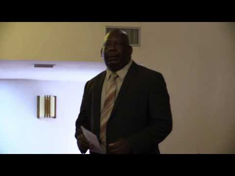 "Bible Message- ""Slavery: Love & Forgiveness""- Elder Ben Wolfe 2-20-16"