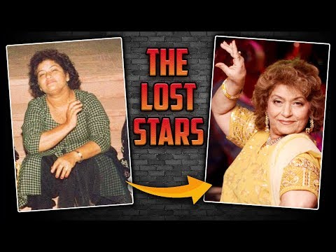 Saroj Khan Vanished From Bollywood  Super Dancer And Choreographer To Nothing  Lost Stars