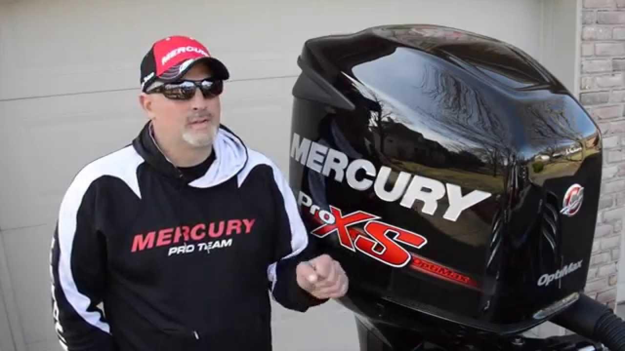 Mercury 250 pro xs service Manual