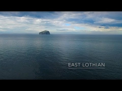 East Lothian by Air