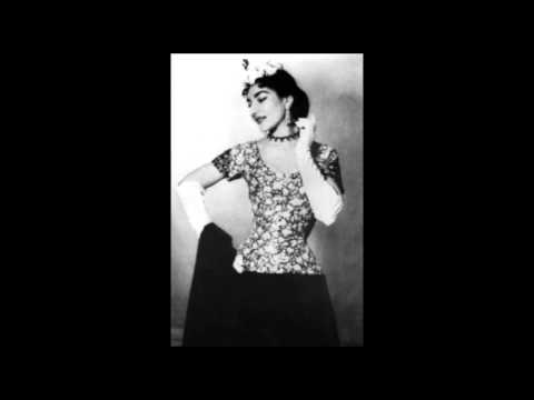 O Amore vieni a me - Medea , Maria Callas