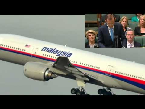 Malaysia Airlines Found  Debris Found in Australian Search Zone in Indian Ocean