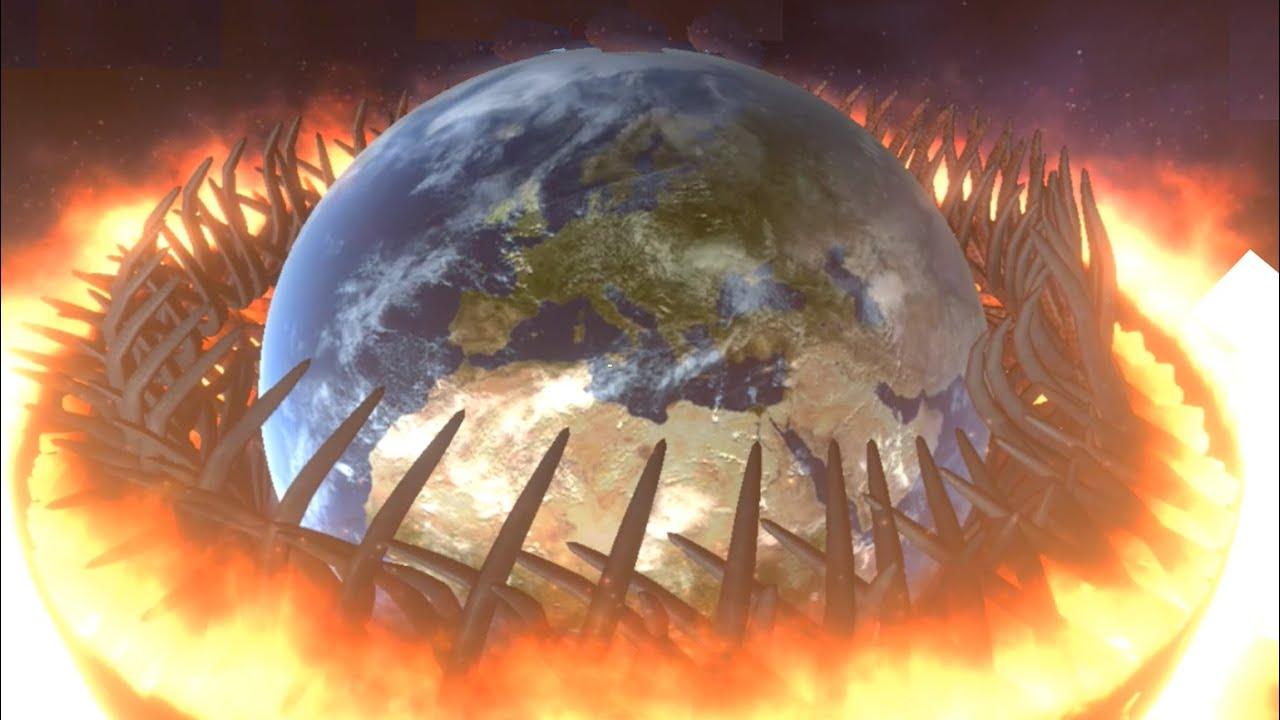 たぶんコレが一番恐ろしい地球のぶっ壊し方【 Solar Smash 】(隠し要素)
