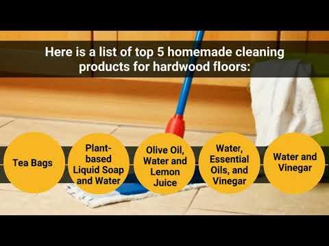 Best Cleaners For Hardwood Floors
