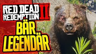 RED DEAD REDEMPTION 2 😈 007: BÄR meets BLEI