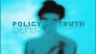 Depeche Mode - Policy Of Truth - Reaps Remix
