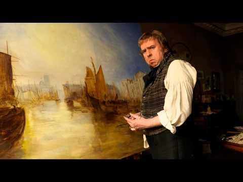 'Mr. Turner' by Gary Yershon