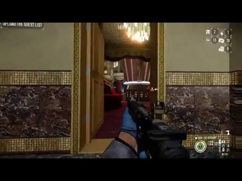 Payday 2 - Golden Grin Casino DW - 1P stealth, no assets, no