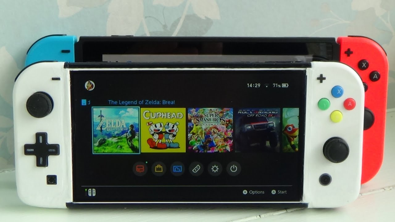 WSJ: Nintendo to Launch Two New Switch Models  Premium