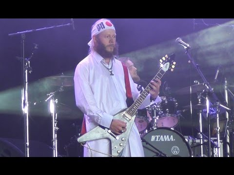 Solefald - When The Moon Is On The Wave - Live Hellfest 2016