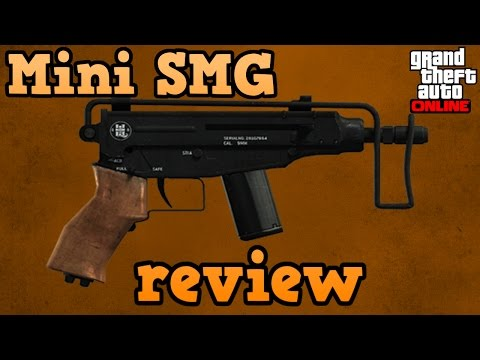 GTA online guides - Mini SMG review
