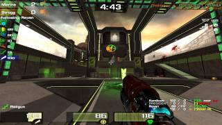 Quake 4 - Play CTF with ping 210