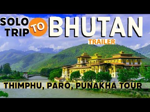 BHUTAN TRAVEL Vlog | EXPLORE BHUTAN | BUDGET TRIP TO THIMPHU, PARO & PUNAKHA - Being Tourist Bhutan