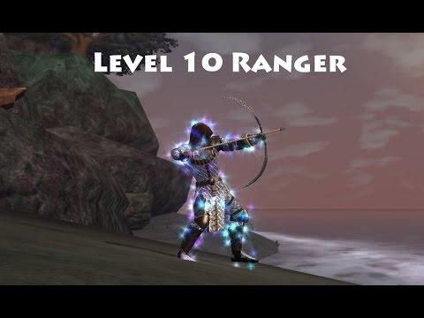 Everquest 2: Ranger Gameplay pt.1