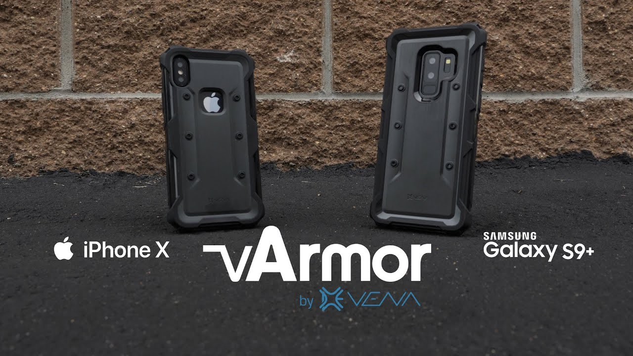 meet 70560 1991b The Toughest Case for Your iPhone XS / X or Galaxy S9+ | vArmor by Vena