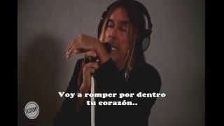 Iggy Pop - Break Into Your Heart (Subtitulada en Español)