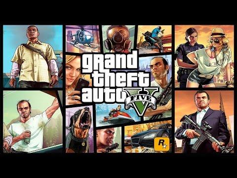 Grand Theft Auto 5,  Первый Взгляд от JD